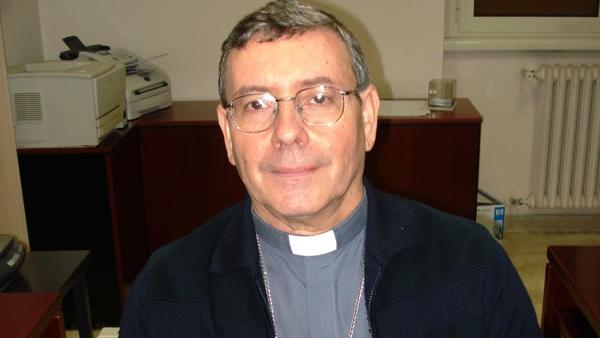 El agustino recoleto Jesús María Cizaurre ha sido nombrado nuevo obispo de Bragança do Pará