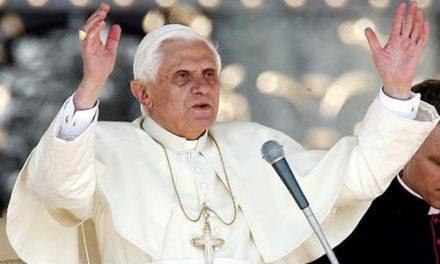 """El Papa propone las """"tres conversiones"""" de san Agustín como modelo para el cristiano"""