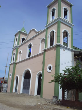 Parroquia Nuestra Señora de Manare
