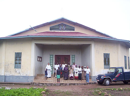 Catholic Mission of Kamabai