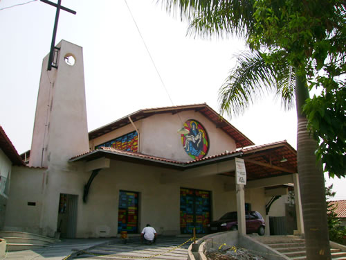 Parroquia Nuestra Señora de los Gozos