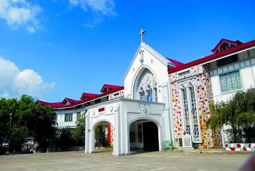 Casiciaco Recoletos Seminary