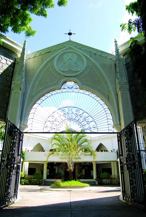 Santo Tomas De Villanueva Formation House