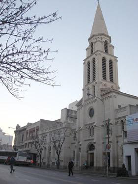 Parroquia Nuestra Señora de la Consolación - Argentina