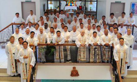 Los agustinos recoletos valoran muy positivamente el Curso de Renovación de Asia