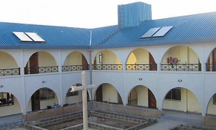 Las agustinas recoletas de Kenia se trasladan a un nuevo convento