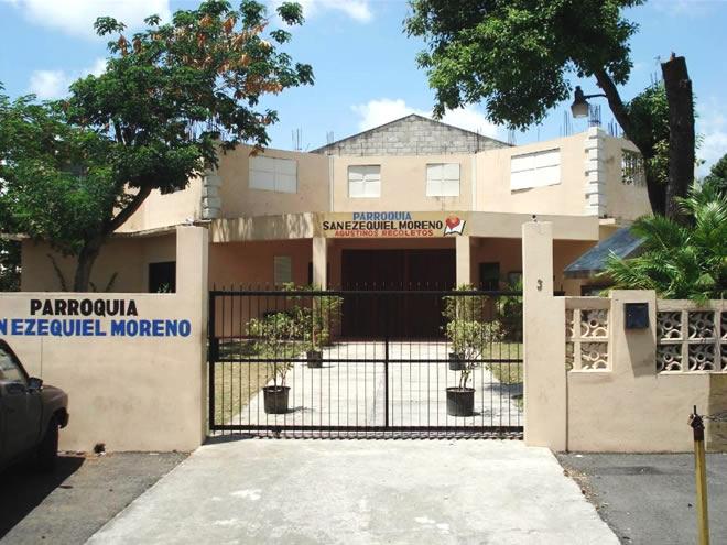 Parroquia San Ezequiel Moreno