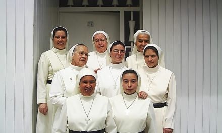 The Order approves the incorporation of the Augustinian Recollects Sisters of the Sick as part of its religious family