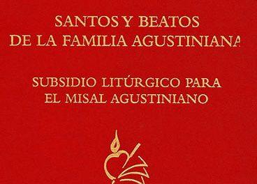 La FAE publica un libro para enriquecer las celebraciones agustinianas