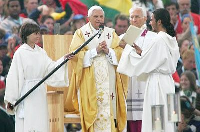 El Papa recuerda a san Agustín durante la Jornada Mundial de la Juventud en Sidney