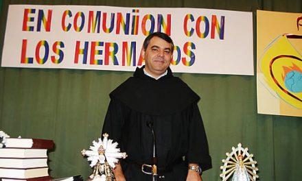 """Miguel Ángel Hernández: """"A maior riqueza que tem a província são seus religiosos"""""""