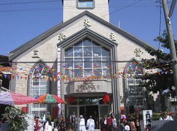 Inaugurada una nueva iglesia en la misión de Taiwan