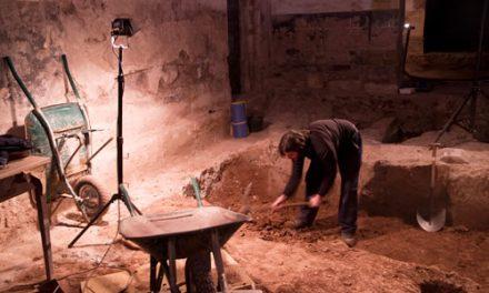 Hallan restos de un taller prehistórico dentro de la iglesia de Yuso
