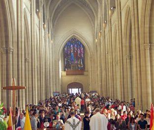La capellanía latinoamericana de Londres celebra el Día de las Américas