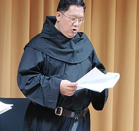 Otro agustino recoleto se doctora en la Universidad Gregoriana de Roma
