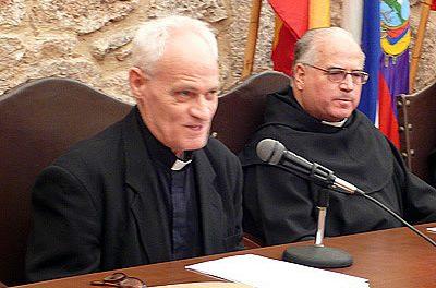 La Orden conmemora en San Millán el centenario del capítulo que consolidó su identidad y reorientó su misión