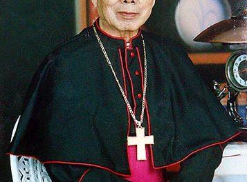 El Prior General y su Consejo recuerdan la figura del agustino recoleto Mons. Nicolás She