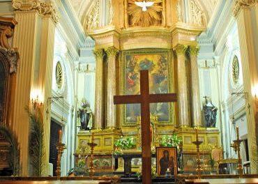 """Las agustinas recoletas de la Encarnación reciben la cruz de la Jornada Mundial de la Juventud """"Madrid 2011"""""""