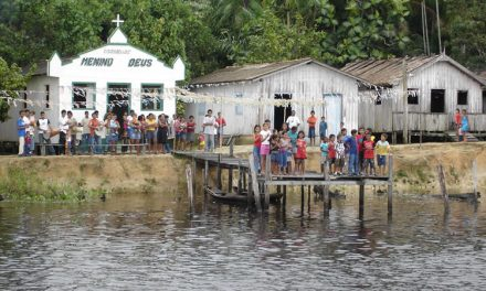 Marajó, evangelizando los ríos