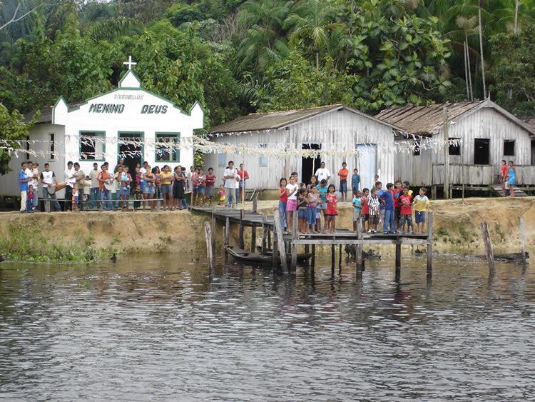 Resultado de imagen de isla marajo misioneros