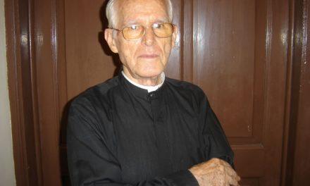El recoleto Jerónimo Azanza funda la Asociación de Belenistas para recuperar el sentido de la Navidad