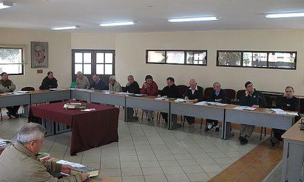 Agustinos recoletos procedentes de doce países renuevan su vida religiosa