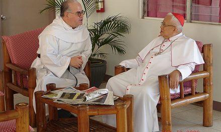"""El Prior General de la Orden invita a """"vivir el ahora de la Iglesia"""" en el Año Sacerdotal"""