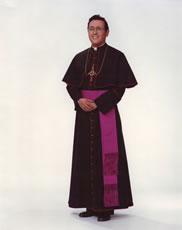 Bishop Alphonse Gallegos