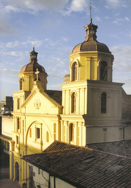Templo La Candelaria