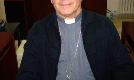 """Cizaurre: """"Los obispos estamos preocupados por la violencia, el tráfico de personas y la Amazonia"""""""