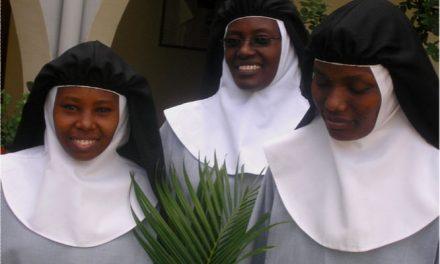 Primeras agustinas recoletas de clausura africanas y fundación de un segundo monasterio contemplativo