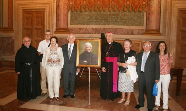 Closing of the Diocesan Process for the Cause of Canonization of Fr. Jenaro Fernandez