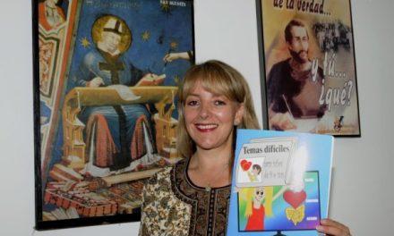 """Tere García: """"Los niños católicos tienen derecho a conocer la verdad"""""""
