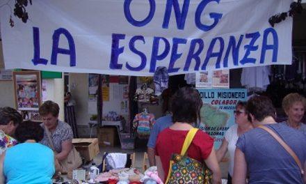 """La ONG """"La Esperanza"""" recauda fondos para apoyar el trabajo de los agustinos recoletos en Brasil"""