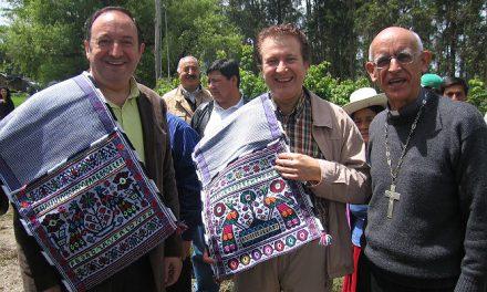 Haren Alde combatirá la desnutrición infantil en los Andes con un gran proyecto de cocinas mejoradas