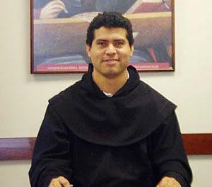 """Sergio Sánchez: """"Tenemos el deber de ofrecer a la fraternidad seglar un itinerario para caminar al estilo de san Agustín y la Recolección"""""""