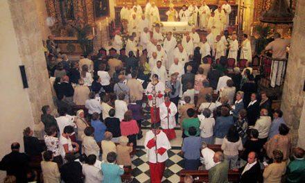 Las agustinas recoletas celebran los 400 años de su llegada a Palencia