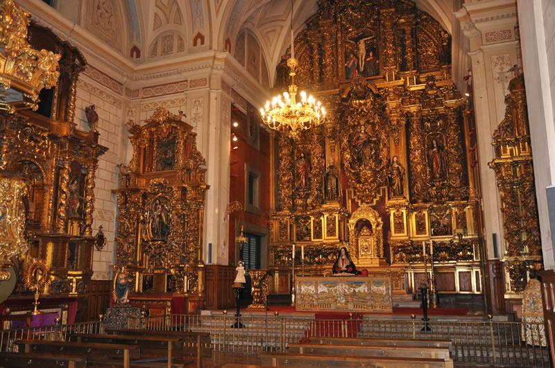 Las monjas de clausura abren las puertas para compartir su patrimonio artístico