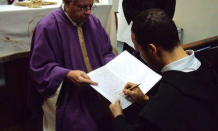 Los agustinos recoletos celebran el aniversario  de la Recolección