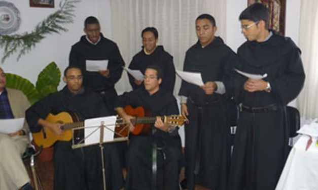 The Augustinian Recollect Friars Celebrate their Anniversary