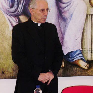 Eusebio Hernández, bishop of Tarazona (Aragon, Spain)