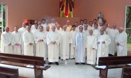 El arzobispo de Río de Janeiro participa en el encuentro de priores agustinos recoletos