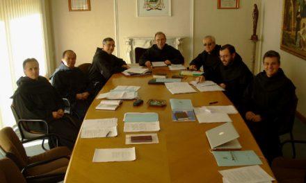 Comienza la revitalización de la Orden con el nombramiento de un grupo de trabajo