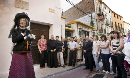 """St. Ezequiel Moreno gains esteem in the exposition """"La Rioja, tierra abierta"""" of Alfaro."""