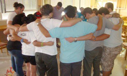 Los jóvenes agustinos recoletos, protagonistas de la Jornada Mundial de la Juventud celebrada en Madrid