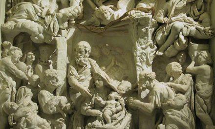 El belén agustino recoleto más antiguo nos invita hoy a ser pastores