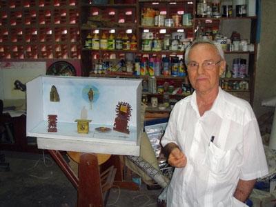 Gerardo Martí, impulsor de la Ciudad de los Niños
