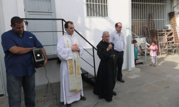 Social services of the Augustinian Recllects in Caracas