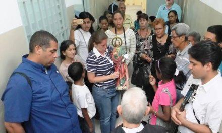 La obra social de los agustinos recoletos en Caracas ampliará su centro comunitario