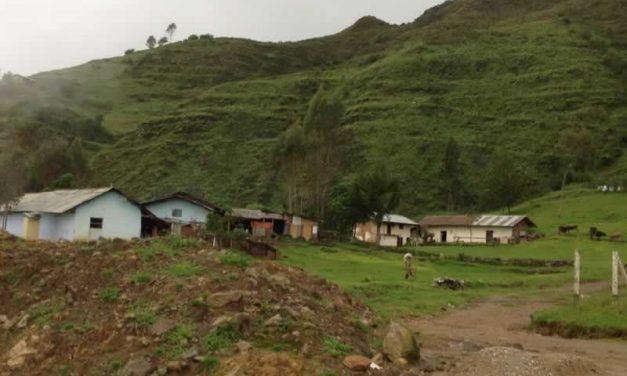 Nueva comunidad en Cajamarca